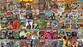 Comics Wanted, Cash Offered