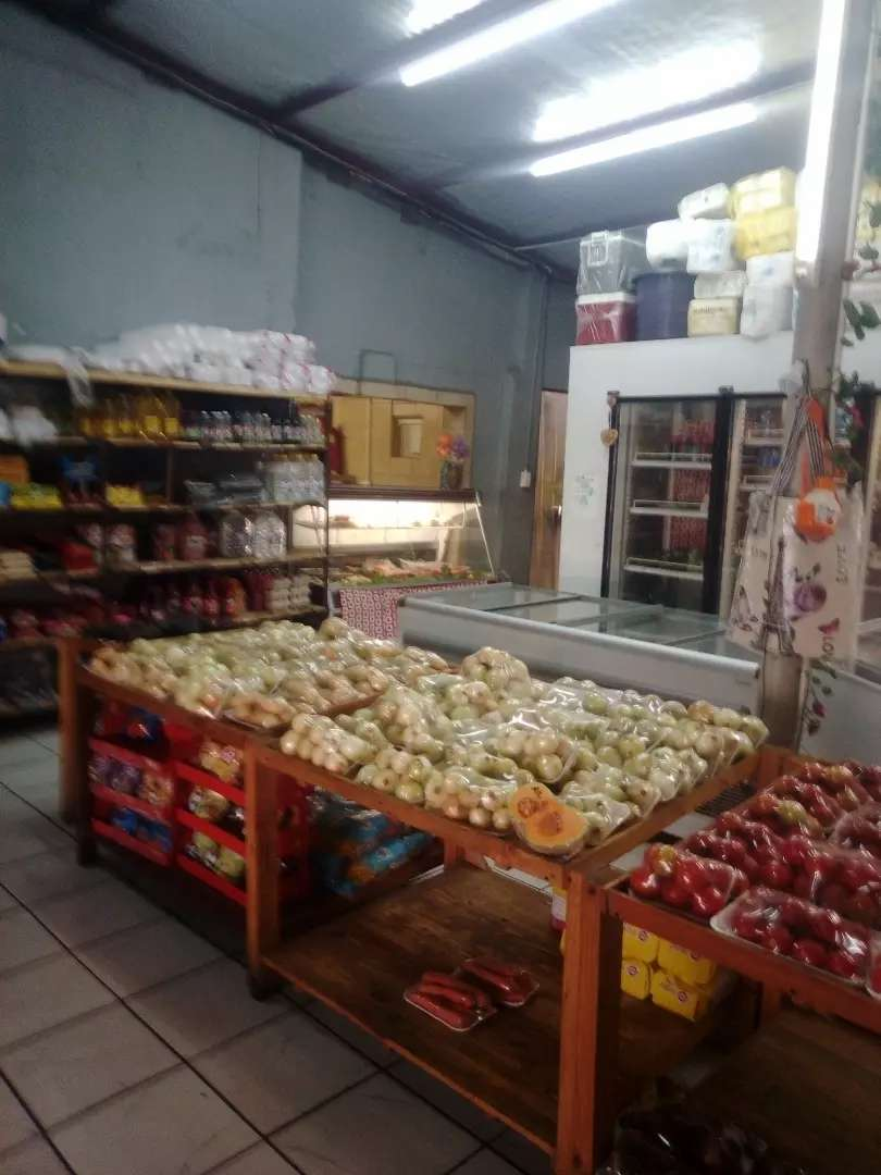 Hi I'm selling my shop fruit and vegetables, butcher and take away 0