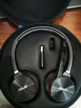 Asus wireless earphones and mic