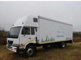 7 ton truck and bakkies for hire