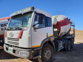 CEMENT MIXER FAW 6m
