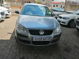 2010 Volkswagen Polo Bujwa 1,6 engine capacity