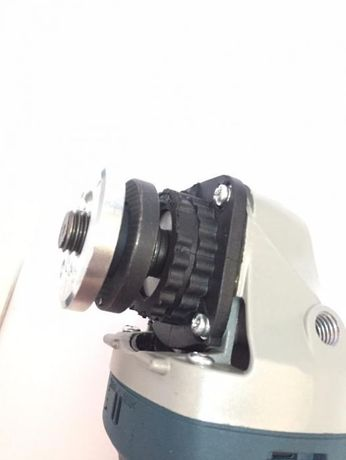 Болгарка Bosch GWS 850 CE (Бош) c регулятором оборотов Киев - изображение 5