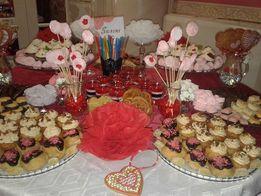 Кенди-бар. Свадебный,на День рождения,Выпускные.
