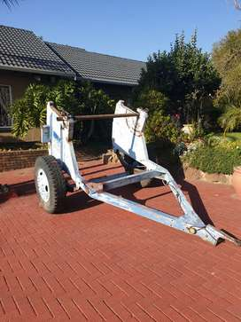 HEAVY DUTY CABLE TRAILER