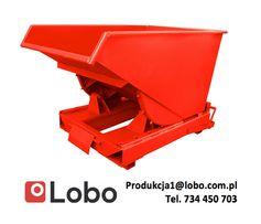 Pojemnik samowyładowczy koleba na wióry 1100L tartak