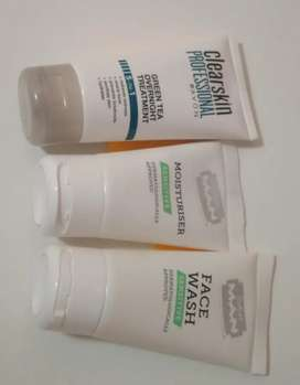 Facial treatment products