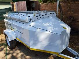 Campmaster Town & Country 300 7ft trailer +extras for sale R47000 neg