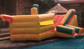 Secondhand jumping castle
