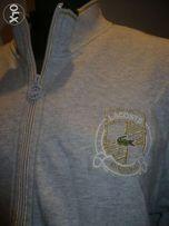 Bluza bawełniana roz. L, XL * Lacoste