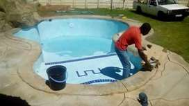 Fantastic pools and lapa construction