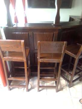 8 seater bar for sale
