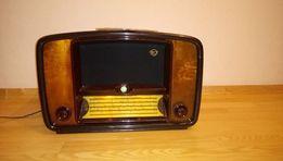 Радиола ВЭФ Рижского радиозавода 1950 года. После реставрации. Рабочая