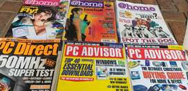 PC Direct @home Magazines