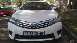 TOYOTA COROLLA D4D PRESTIGE WITH SERVICE BOOK AND SPARE KEYS