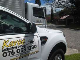 Klein Karoo Furniture Removals | Local and Long Distance Moving