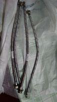 Шланги метализированные водные для крана