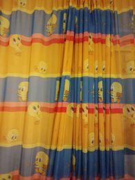 Занавеска в детскую комнату