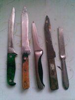 Ножи под реставрацию.
