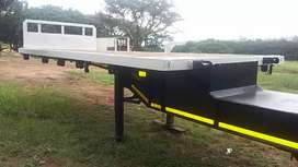 SAb Truck body's front link 6m