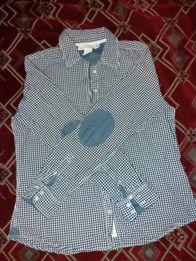 Фирменная рубашка H & M LOOG на рост 164 -170