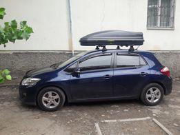 Новый автобокс на 480л. и багажник на крышу авто в аренду.