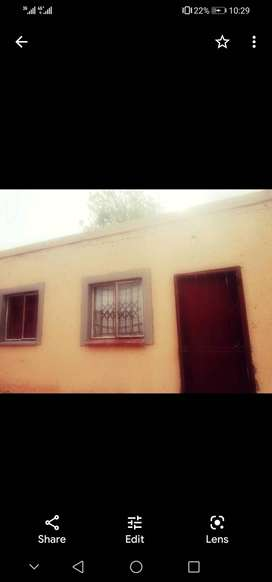 Rooms for rent in Seshego Zone 3 for R700