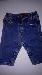 Spodnir jeansowe Timberland roz. 68
