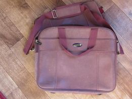 Сумка портфель +чехол для ноутбука