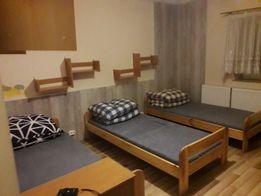 hostel kwatery Błonie 12 osób