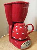 Ekspres do kawy Keramik Coffeemaxx Retro czasowy
