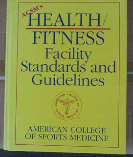 Health/Fitness Facility Standards and Guidelines H