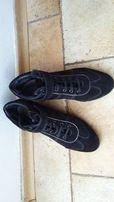 Ботинки, сникерсы GEOX р. 40 (26 см) мягкий замш