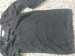 Sukienki xl trapezowa falbany groszki cena za 2 szt