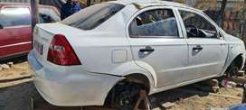 Chev Aveo 2010 model F16d3 manual stripping for spares