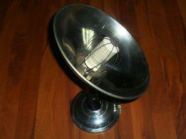 Słoneczko lampa ogrzewacz promiennik spiralny obrotowy na nóżce LOFT