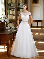 Suknia ślubna Margarett FILA r. 38
