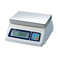 Весы CAS SW2/SW5/SW10/SW20 (нерж/пласт)
