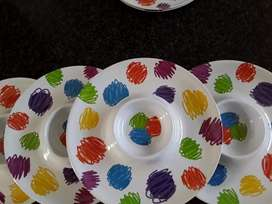 Party platter Set of 9