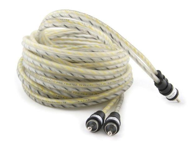Kabel sygnałowy RCA Hollywood PRO-215 5mb Bas Audio Skrzyszów Śl. Skrzyszów - image 1