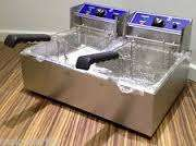 Image of Chip Fryer Brand new plus 2 free chip baskests