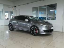2012 RENAULT MEGANE 3 RS3 250 CUP MANUAL