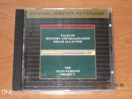 ALAN PARSONS PROJECT - Tales Of Mystery And Imagination - MFSL - 24Kt