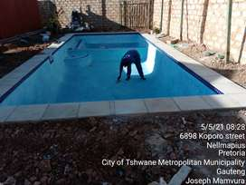 100% Pool and thatch Lapas