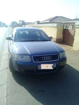 Audi A6 2.7T ARE ENGINE 2003
