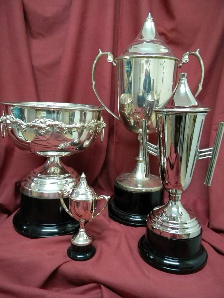 TROPHY SHOP Engraving Medals and Framing FOR SALE 0