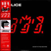 The Police - Ghost In The Machine (Winyl)