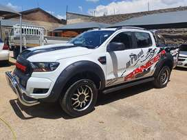 Ford Ranger  speed D double cab 2x2 2.2.6
