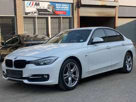 BMW F30 320i 320d Stripping for Parts