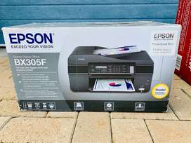 Epson Bx305f printer.  Never been used.